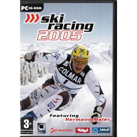 Ski Racing 2005 - Featuring Hermann Maier - PC