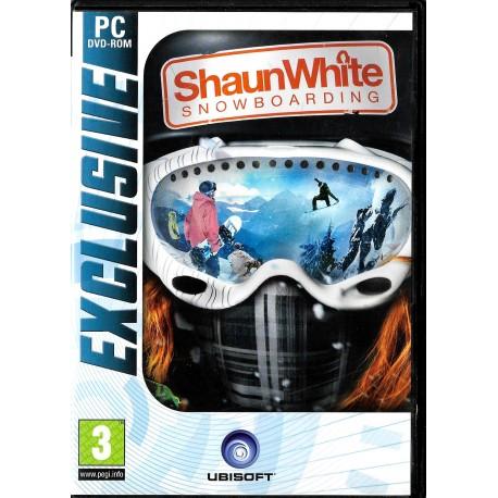 Shaun White Snowboarding (Ubisoft) - PC