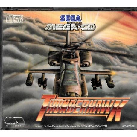 SEGA Mega-CD: Thunderhawk