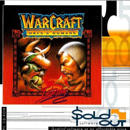 WarCraft - Orcs & Humans - PC CD-ROM