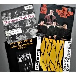 Fire cover- singel- vinyl
