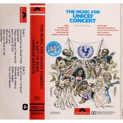 The Music For UNICEF Concert