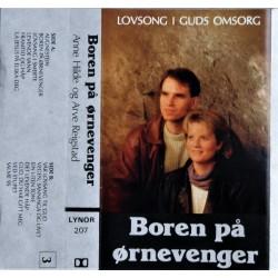 Anne Hilse og Arve Reigstad- Boren på ørnevenger