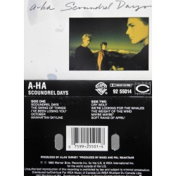 a-ha- Scoundrel Days