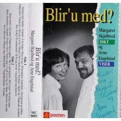 Margaret Skjelbred & Arne Engelstad- Blir'u med?