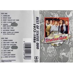 Status Quo- Best of 1972- 1986