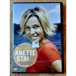 Kom i form med Anette Stai - DVD