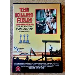 The Killing Fields - Dødsmarkene - DVD