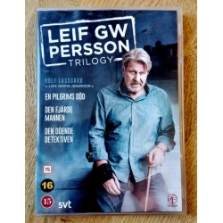 Leif G.W. Persson - Trilogy - DVD