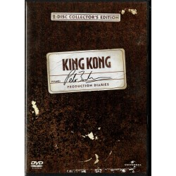 King Kong - 2-Disc Collector's Edition - DVD