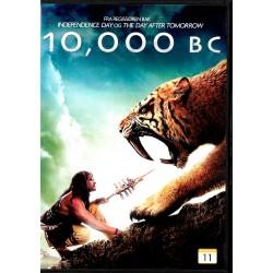 10,000 BC - DVD