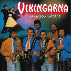 Vikingarna - Kramgoa låtar 15 - CD