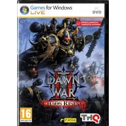 Warhammer 40,000 - Dawn of War II - Chaos Rising (THQ) - PC