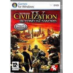 Sid Meier's Civilization IV - Beyond the Sword - Expansion Pack - PC