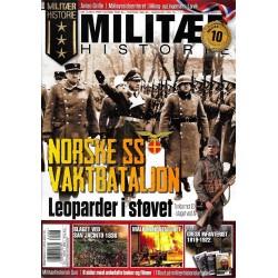 Militær Historie - 2018 - Nr. 3 - Norske SS vaktbataljon - Leoparder i støvet