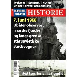 Historie - 2018 - Nr. 3 - Tyskere internet i Norge under første verdenskrig
