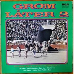 Grom låter 2 (LP- vinyl)