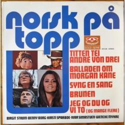Norsk på topp (LP- Vinyl)
