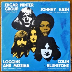 Edgar Winter Group- Johnny Nash- (EP- Vinyl)