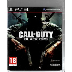 Playstation 3: Call of Duty - Black Ops (Activision)