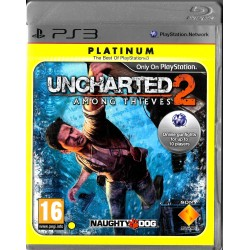 Playstation 3: Uncharted 2 - Among Thieves (Naughty Dog)
