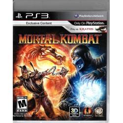 Playstation 3: Mortal Kombat (WB Games)