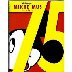 Walt Disney's Mikke Mus - 75 år - 2003