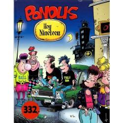 Pondus - Hey Nineteen - Tegneseriebok