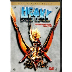 Heavy Metal - Collector's Series - Louder and Nastier Than Ever! - NTSC - DVD