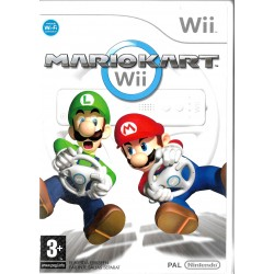 Nintendo Wii: Mario Kart