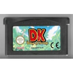 Nintendo GBA: DK - King of Swing (cartridge)