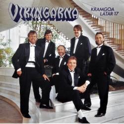Vikingarna- Kramgoa låtar 17 (CD)