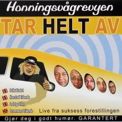 Honningvåg Revyen- Tar helt av (CD)