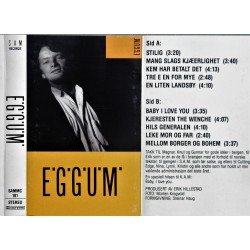 Jan Eggum- EGGUM