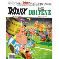 Asterix - Nr. 5 - Asterix hos Britene - 10. opplag