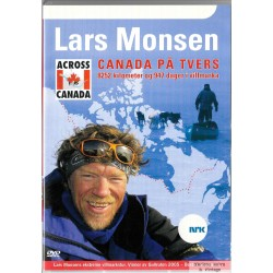 Lars Monsen: Canada på tvers (DVD)