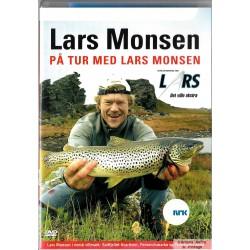 Lars Monsen: På tur med Lars Monsen (DVD)
