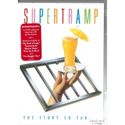 Supertramp - The Story So Far... - DVD
