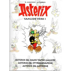 Asterix - Samlede Verk I - 2001