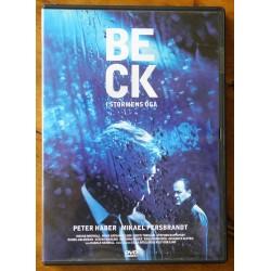 BECK- I stormens öga (DVD)