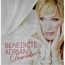 Benedicte Adrian- Desember (CD)