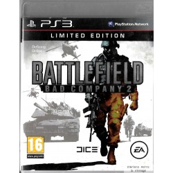 Playstation 3: Battlefield - Bad Company 2 (Dice / EA Games)