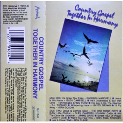 Country Gospel- Together in Harmony