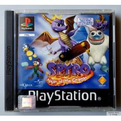 Spyro - Year of the Dragon (Insomniac Games) - Playstation 1