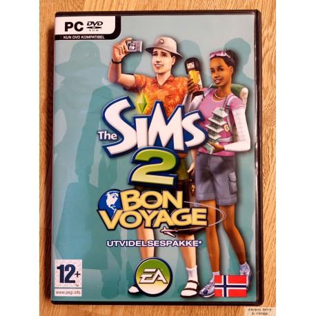 The Sims 2 - Bon Voyage - Utvidelsespakke (EA Games) - PC