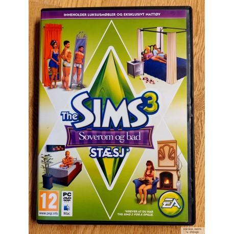 The Sims 3 - Soverom og bad - Stæsj (EA Games) - PC