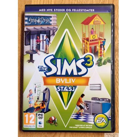 The Sims 3 - Byliv - Stæsj (EA Games) - PC