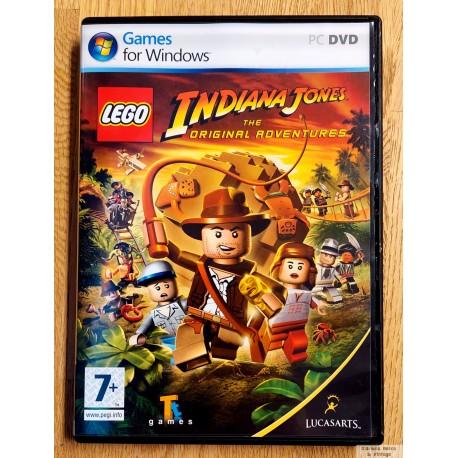 LEGO - Indiana Jones - The Original Adventures (LucasArts) - PC