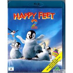 Happy Feet 2 - Blu-ray