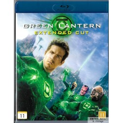 Green Lantern - Extended Cut - Blu-ray